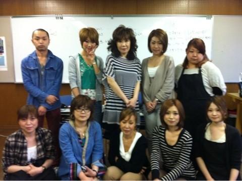 廣田先生のエアブラシセミナーに行ってきました☆